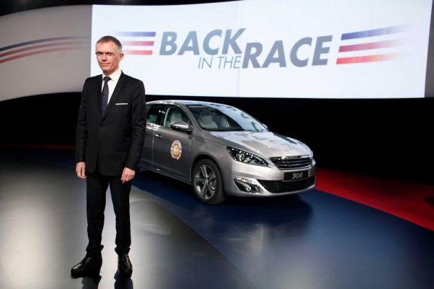 """Načrt """"Back in the Race"""" je bil zasnovan na podlagi štirih operativnih ciljev."""