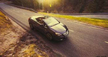 Opel Cascada je ustvarjena,