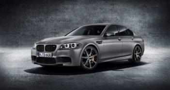 najzmogljivejši serijsko proizveden BMW M5 pod okriljem podjetja BMW M GmbH