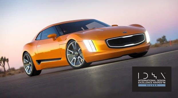 Kia Soul in koncept GT4 Stinger z dizajnerskima nagradama IDEA