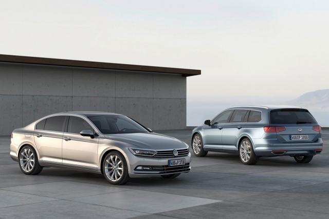 Passat je svetovno najbolje prodajani model koncerna Volkswagen