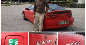 Da je avtomobil z lastnim znanjem mogoče predelati na elektriko dokazuje med drugim tudi Arber Kramar, ki s svojo Mazdo dosega povsem primerljiv domet, kot ga imajo serijska vozila.