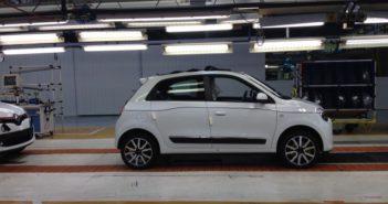 Tovarna v Novem mestu dnevno proizvede 600 novih vozil