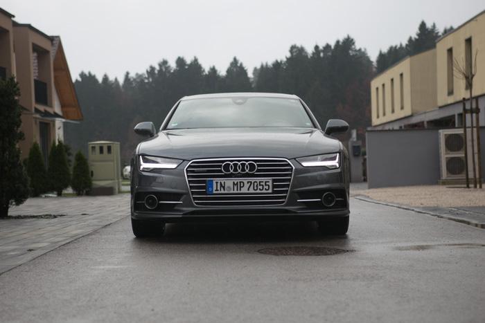 Novi Audi A7