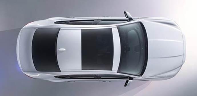 Povsem novi Jaguar XF se bo zapeljal po akrobatski žici