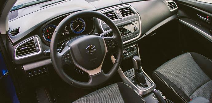 Anej: Suzuki SX4 S-Cross