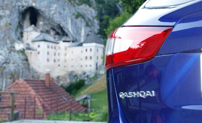Test: Nissan Qashqai