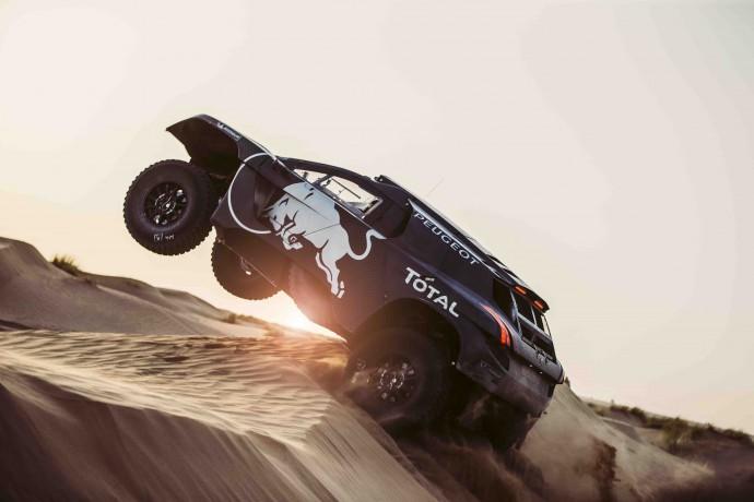 Loeb bo nastopil na reliju Dakar