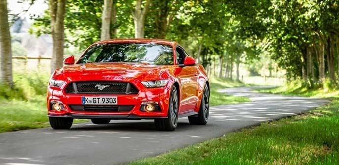 Mustang-v-sloveniji