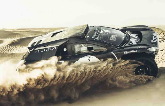 Po dirki Pikes Peak bo Loeb ponovno sedel za volan Peugeotovega dirkalnika