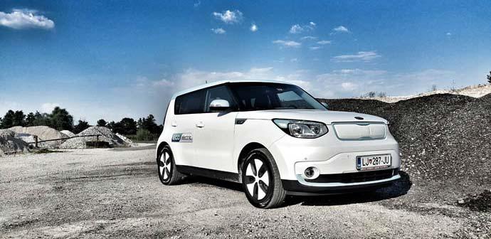 Test: Kia Soul EV (električno vozilo, za bolj zahtevne voznike)