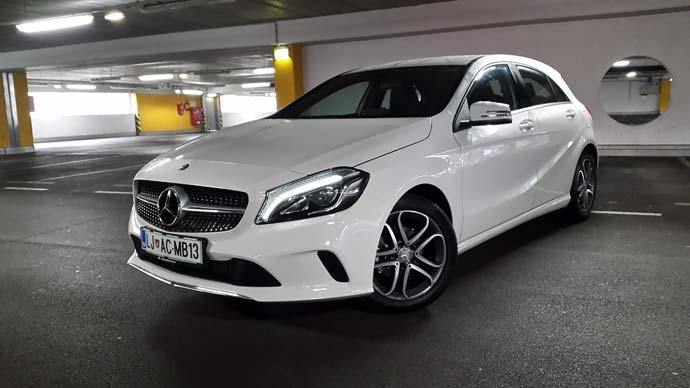 Mercedes-benz-razred-a