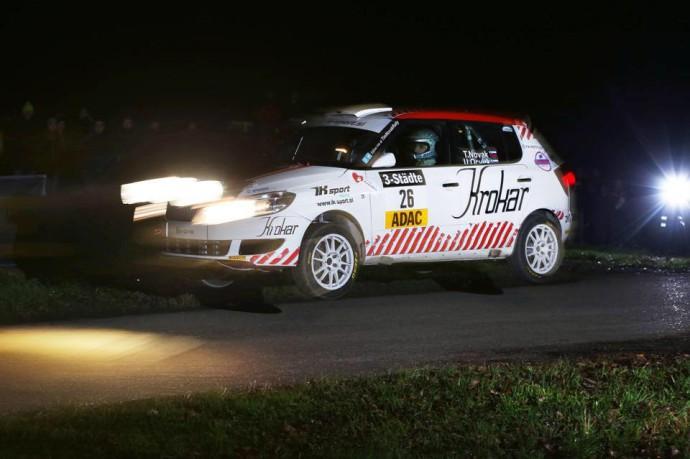 Novak in Ocvirk sta na 3-Städte Rallyju osvojila skupno 10. mesto