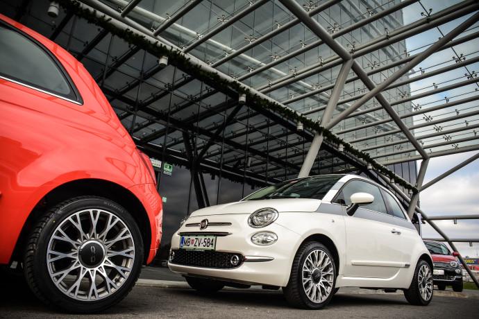 Novi Fiat 500