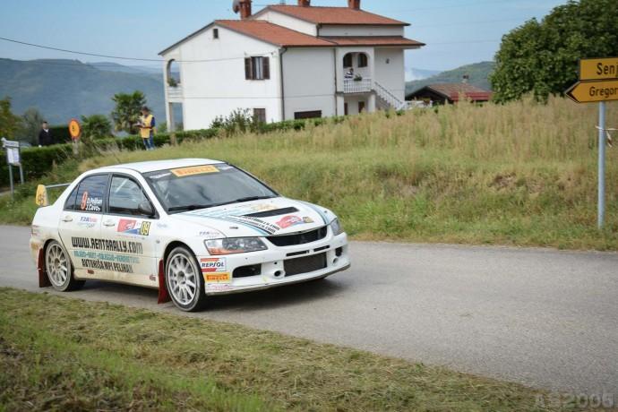 Peljan si je na Croatia Rallyju zmago privozil ob Jaki Cevcu