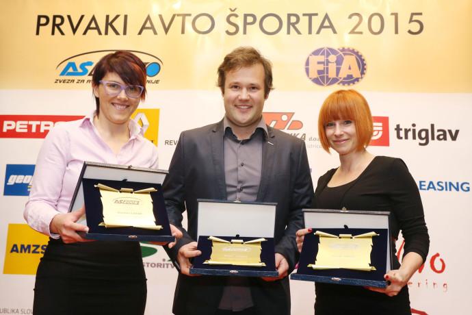 Martina Lazar, Rok Turk in Blanka Kacin
