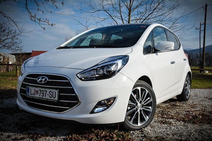 Za ix20 Hyundai obljublja izjemno prostornost, več stila, izboljšano udobje in večjo prostornost.