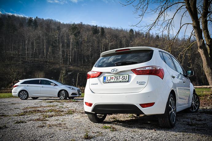 Cena ix20 se giblje od 13.520 do 21.460 EUR, Hyundai pa ponovno zagotavlja 5 -letno garancijo
