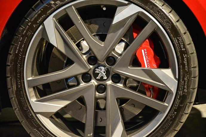 Visokokakovostna tehnologija za odlične vozne lastnosti