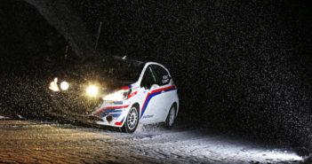 Rok Turk in Enej Ložnar pred WRC Monte Carlo