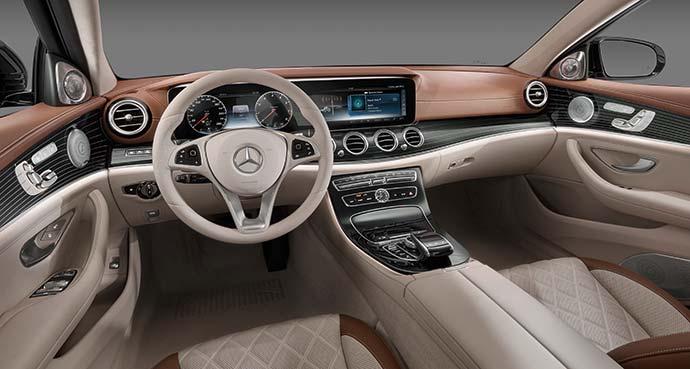 Novi Razred E je trenutno najbolj tehnološko dovršen Mercedes-Benz.