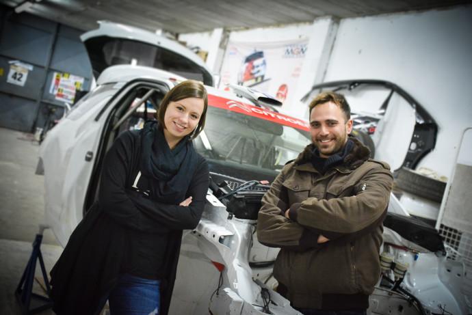 Prva epizoda sodelovanja bo Rally Rebenland
