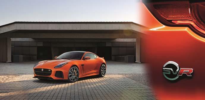 Začetek sprejemanja naročil za najhitrejšega Jaguarja F-Type SVR