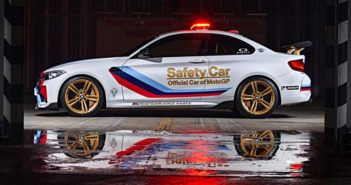 novi motogp safety car bmw m2
