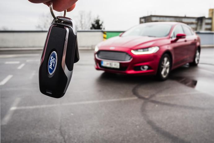 Ford Mondeo 1.5 EcoBoost Titanium