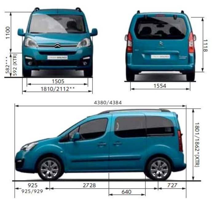 test citroen berlingo multispace feel bluehdi 100 vsestranski prostorne. Black Bedroom Furniture Sets. Home Design Ideas