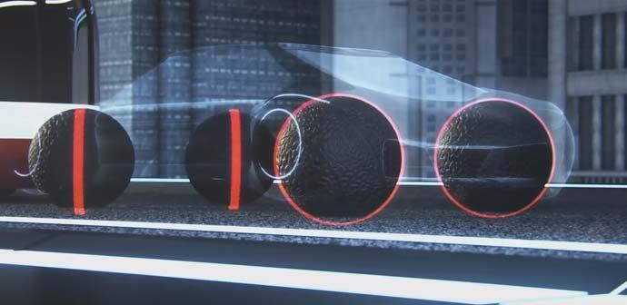 Razkrita je konceptualna pnevmatika Eagle-360 za avtonomna vozila prihodnosti