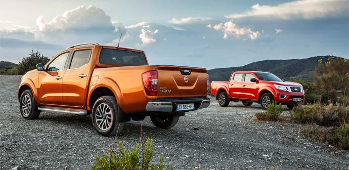 Novo doma: Nissan Navara 2016 4×4 (mednarodni pick-up leta 2016)