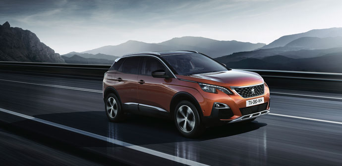 Novi Peugeot 3008 postaja napredno športno terensko vozilo