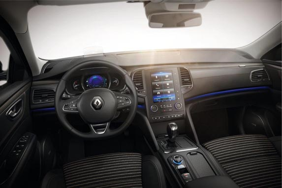 Renault TALISMAN 8 © Renault Marketing 3D-Commerce