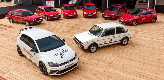 Volkswagen srečanje ob Vrbskem jezeru 2016