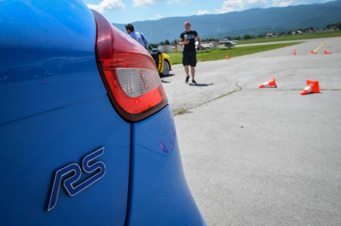 Focus RS je eden najbolj zaželenih športnih avtomobilov ta hip