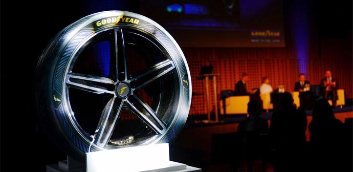 Futuristična koncepta pnevmatik predstavljena tudi v Sloveniji