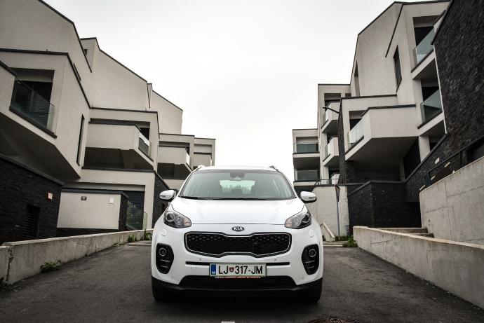 Kia je postala alternativa tudi evropskim avtomobilom srednjega in višjega cenovnega razreda