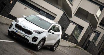 Kia Sportage 1,7 CRDi 2WD-16