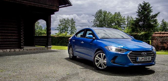 Novo doma: Hyundai Elantra šesta generacija