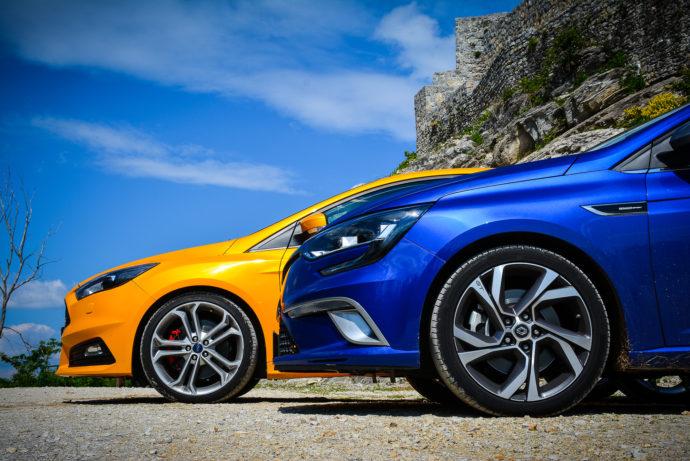 Čeprav v osnovi ne gre za popolnoma primerljiva avtomobila, lahko za marsikoga eden drugemu predstavljata alternativo