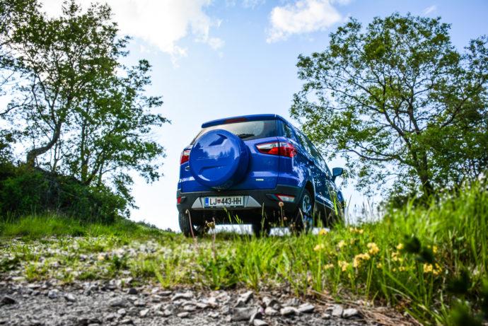 Na pomoč pa lahko priskoči tudi Ford Ecosport. :)