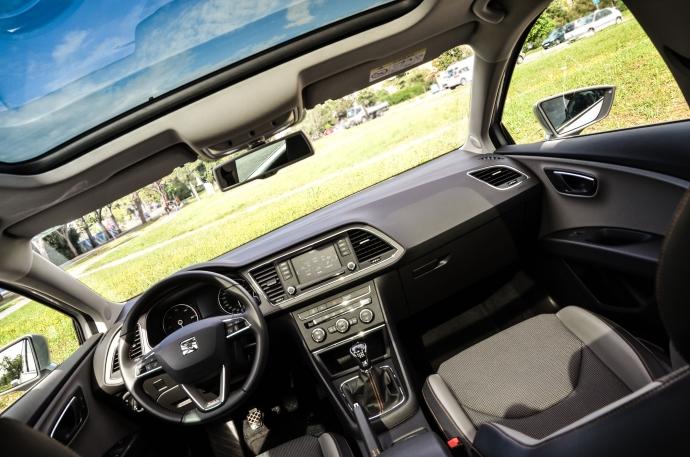 Seat Leon X-Perience je podrejen avanturizmu