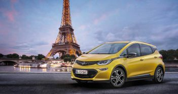 V Parizu se bo prvič predstavila Opel Ampera-e