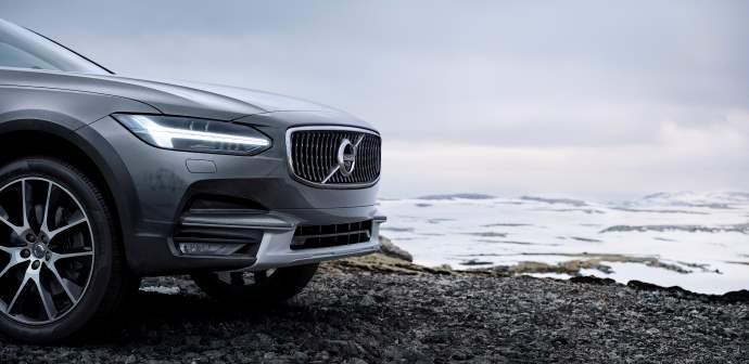 Še en švedski ponos: Novi Volvo V90 Cross Country