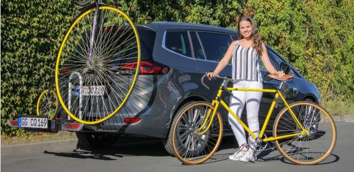 130. rojstni dan koles Opel