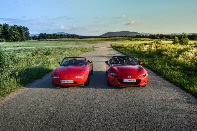 Cena nove Miate se začne pri 24 tisoč evrih, vedno pa obstaja tudi cenejša oz. starejša alternativa