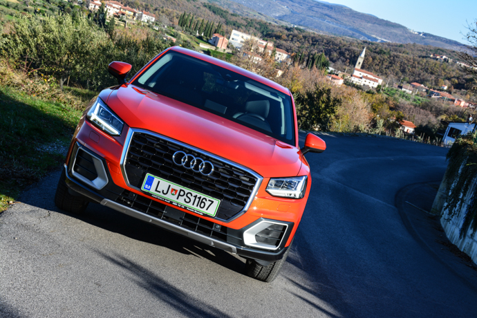 Začetna cena Audija Q2 je 24.600 evrov (za 1.0 TFSI), za osnovno dizelsko različico (1.6 TDI) pa je potrebno odšteti 1300 evrov več