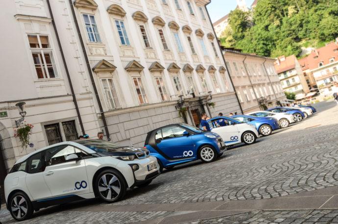 Za zagotavljanje svojih storitev, potrebuje ljubljanski car sharing Avant2Go zanesljive partnerje. Trenutno sodelujejo s tremi različnimi proizvajalci vozil.