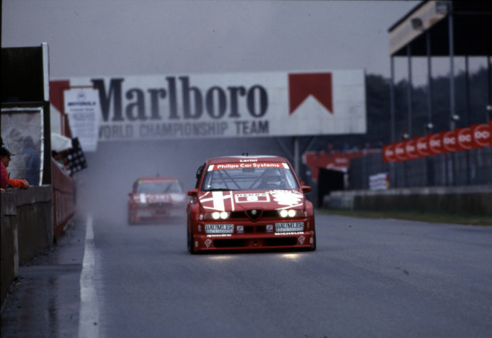 Alfa Romeo V6 TI DTM